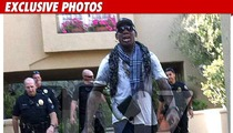 Dennis Rodman Kicked Out of Cali Hotel