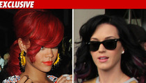 Katy Perry Okay with Rihanna's Wedding No-Show