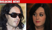 Russell Brand and Katy Perry Get Married