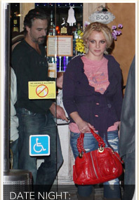 Britney & Jason's Date Night