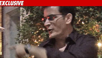 Charlie Sheen -- Free and Clear in Colorado