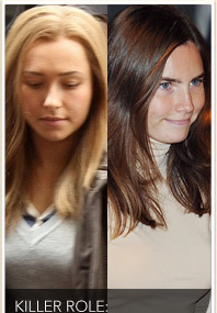 Panettiere Wigs Out As Amanda Knox
