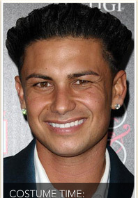 Pauly D: Halloween Outfit Revealed!