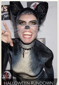 Halloween: Where Celebs Will Party!