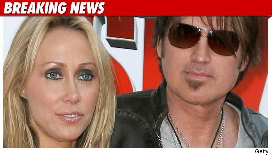 Billy Ray Cyrus divorce.