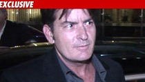 Charlie Sheen -- Negative on Drug Tests