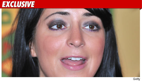 Angelina Pivarnick attacked.