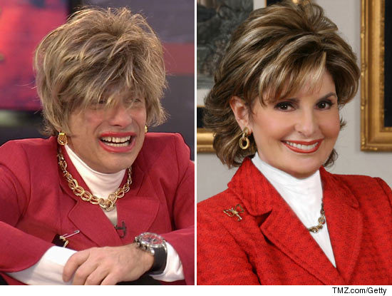 Harvey Levin Gloria Allred
