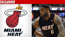 Miami Heat -- $12,000 for a Courtside Seat