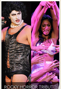 Rocky Horror: The Celeb Tribute