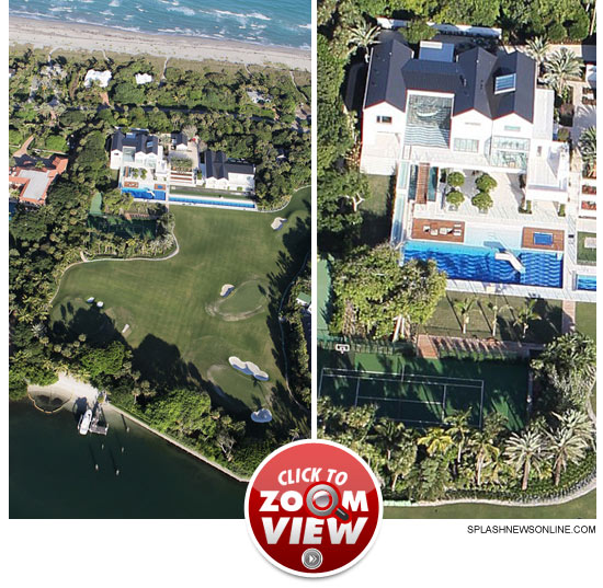 tiger woods new home in jupiter florida. More Tiger Woods