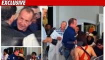 Michael Lohan Cops Out for Halloween