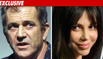 Mel Gibson to Oksana: I Have Nothing to Say to You