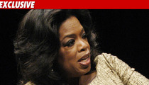 Oprah Gives Away More Than a Mil in Australia