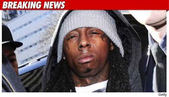 lil wayne out of jail date