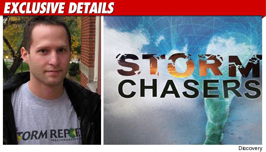 Matt Hughes Storm Chaser death