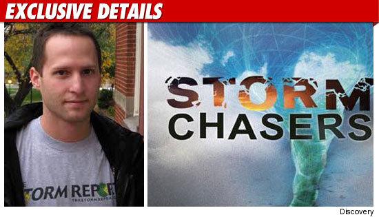 Matt Hughes Storm Chaser death