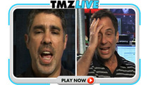 TMZ Live: Gary 'Baba Booey' Dell'Abate in the House!