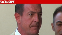 Michael Lohan Rushed to Hospital For Chest Pains