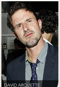 David Arquette's Fab Friday Night!