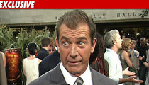 Mel Gibson Complies with Probation Demands