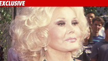 Zsa Zsa Gabor Rushed to Hospital