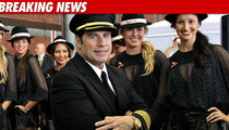 Report: John Travolta Returns ... Kelly's in Labor