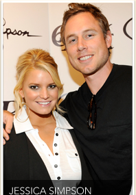 Jessica Simpson's Engaged!