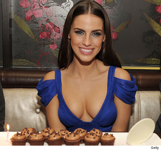 Jessica Lowndes Breat Size