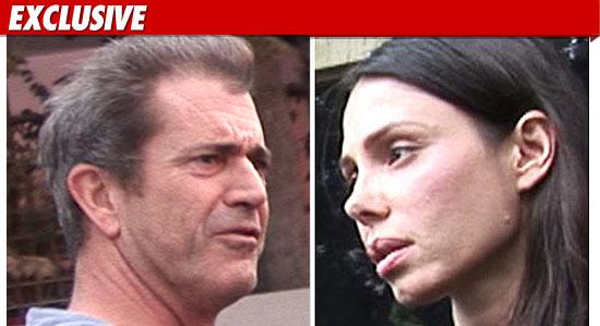 Mel Gibson Custody