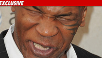 Mike Tyson Claims 'Self-Defense' in Pap Fight