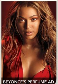 Beyonce Ad: Too Hot for Daytime!