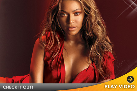 Beyonce Heat Commercial