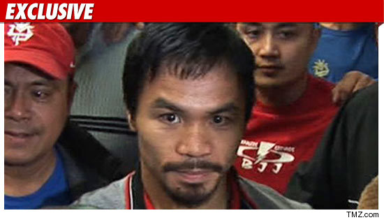 Manny Pacquiao Music Lawsuit
