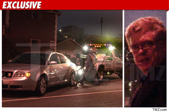 Christopher McDonald car accident.