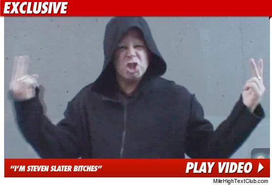 Steven Slater Rap Video