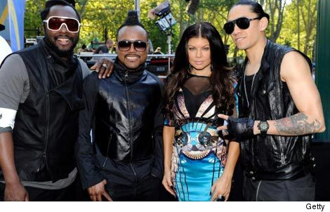 Black Eyed Peas Super Bowl