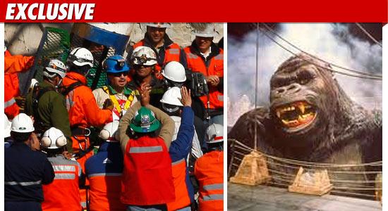 Chilean Miners Heroes