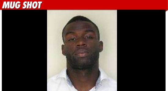 Mike Williams Arrested