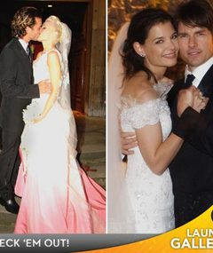 Extravagant Celebrity Weddings!