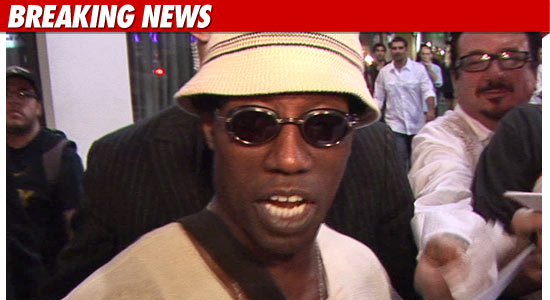 Wesley Snipes Going to Jail