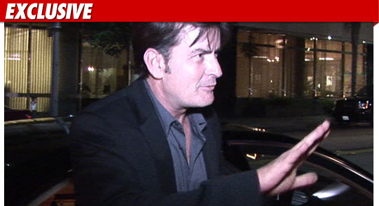 Charlie Sheen Police