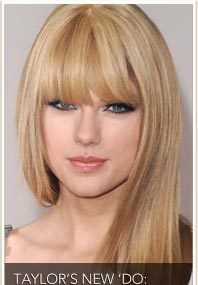 Swift's AMA 'Do: Like the Look?