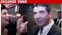 Simon Cowell Praises MJ ... Disses J.Lo?!?