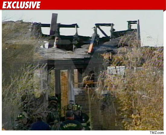 Heidi Fleiss House Fire