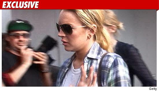 Lindsay Lohan Restraining Order