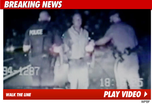 David Cassidy DUI Arrest Video