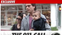 Kardashian 911 Call -- My Baby Has Hives, Threw Up