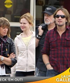 Kidman: X-Mas Shopping with Keith&#039;s Parents