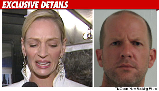 Uma Thurman Stalker Arrested